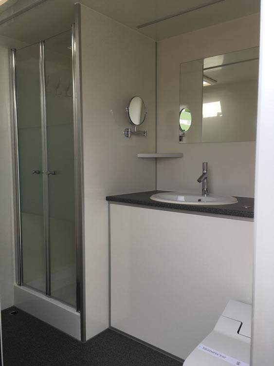 Artur baasch steinburg sanit r nahezu staubfreie - Mobiles badezimmer ...